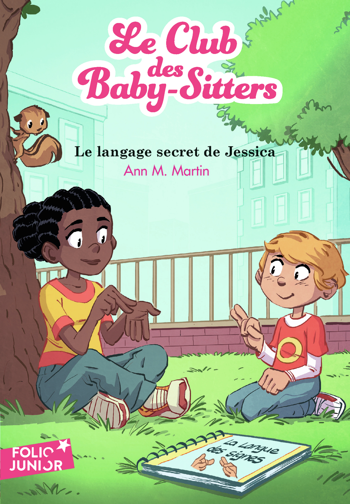 Le Club des Baby-Sitters (Tome 16) - Le langage secret de Jessica