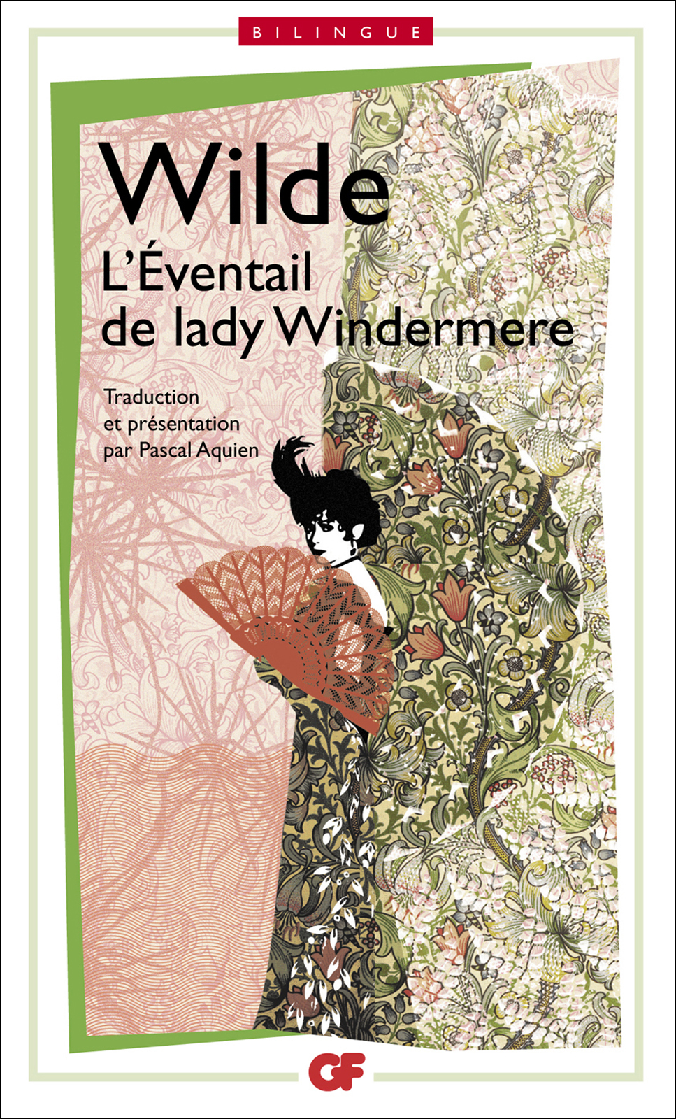 L'Eventail de Lady Windermere / Lady Windermere's fan, édition bilingue