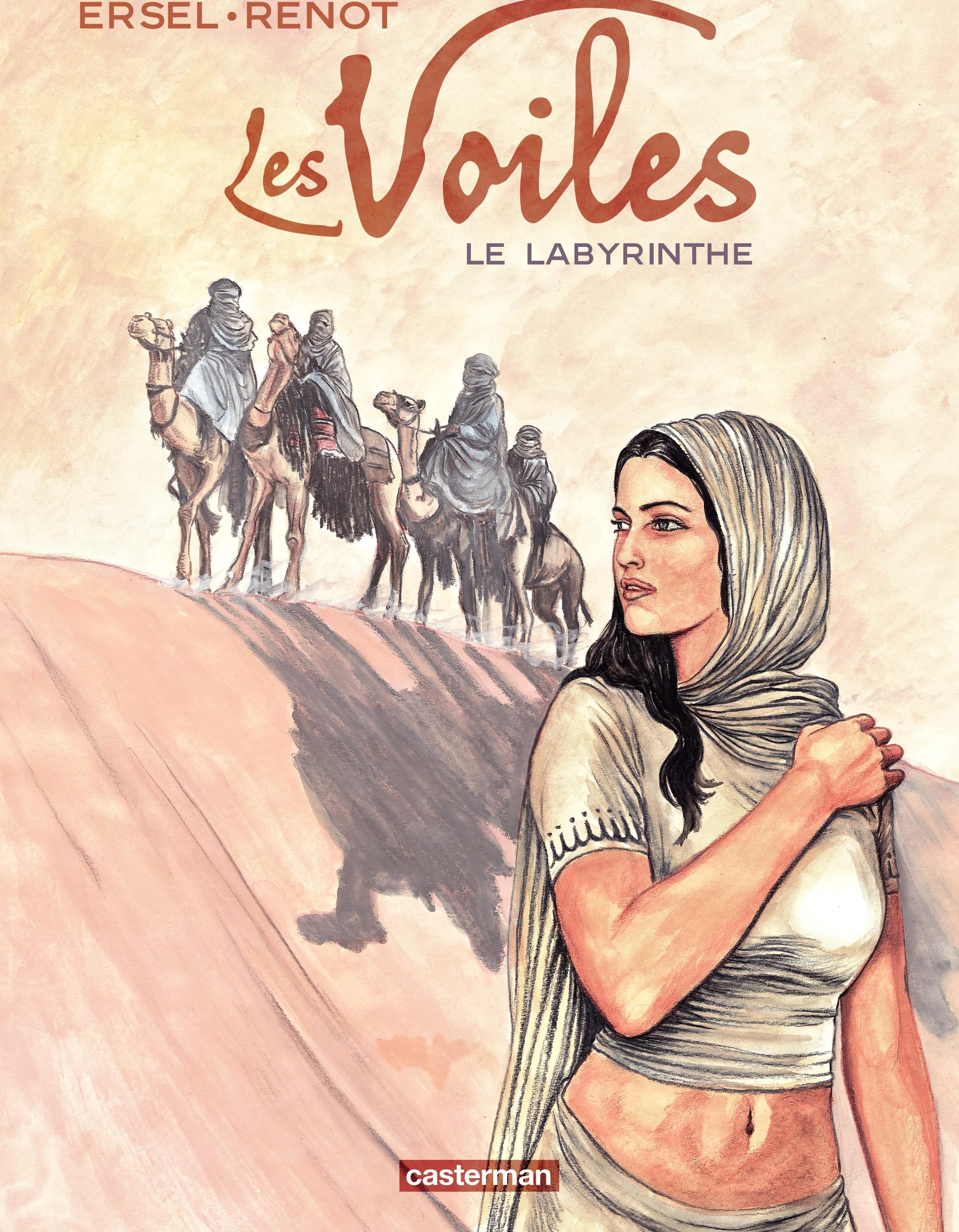 Les voiles (T2)  - Le labyrinthe