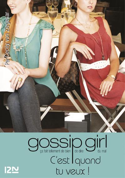Gossip Girl T14 | VON ZIEGESAR, Cecily