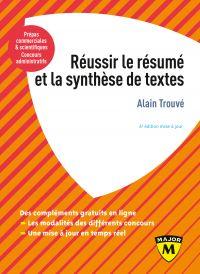 Réussir le résumé et la synthèse de texte