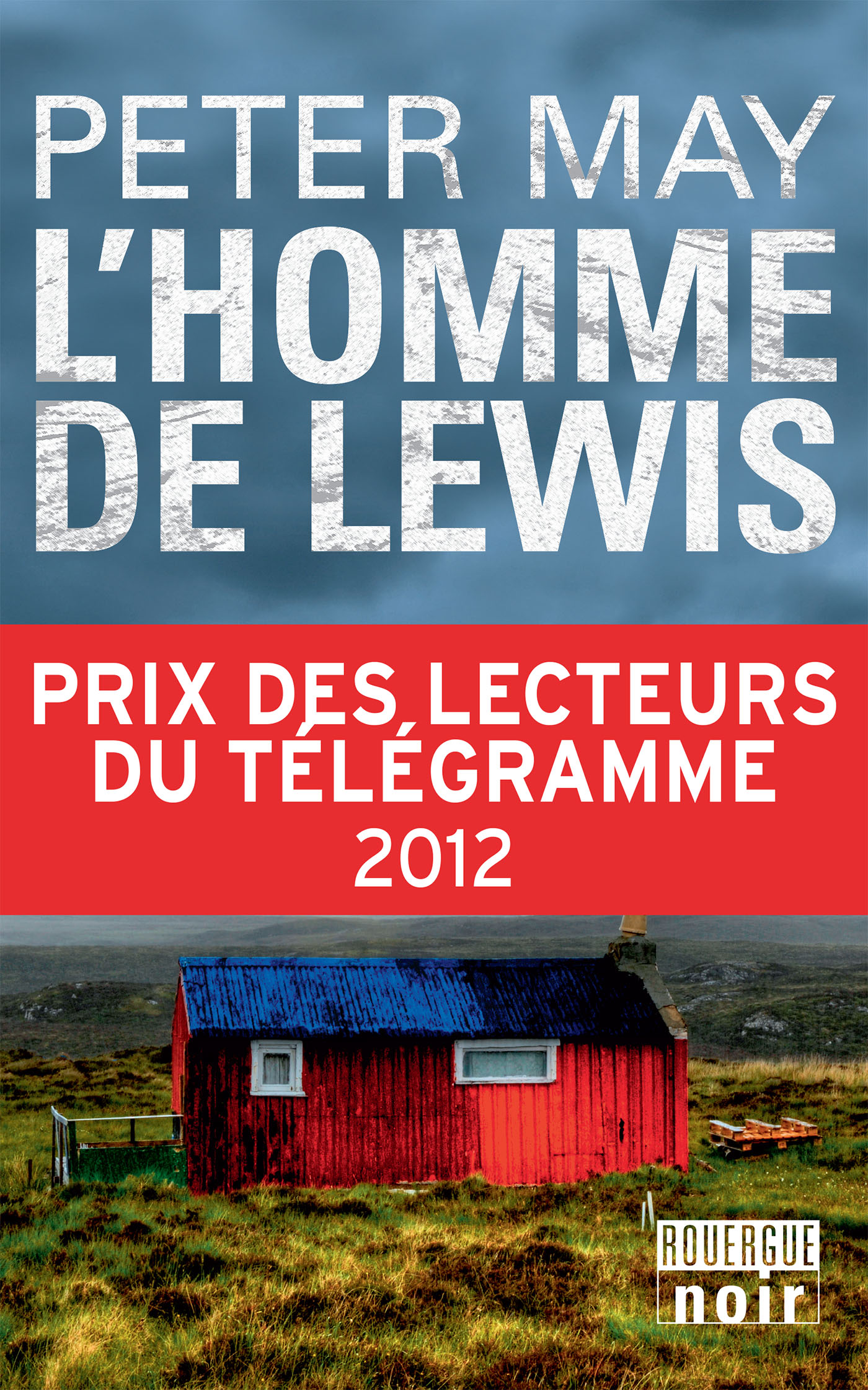 L'homme de Lewis | May, Peter