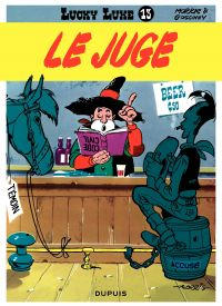 Lucky Luke. Volume 13, Le juge