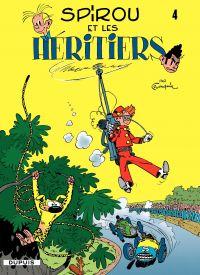 Spirou et Fantasio. Volume 4, Spirou et les héritiers