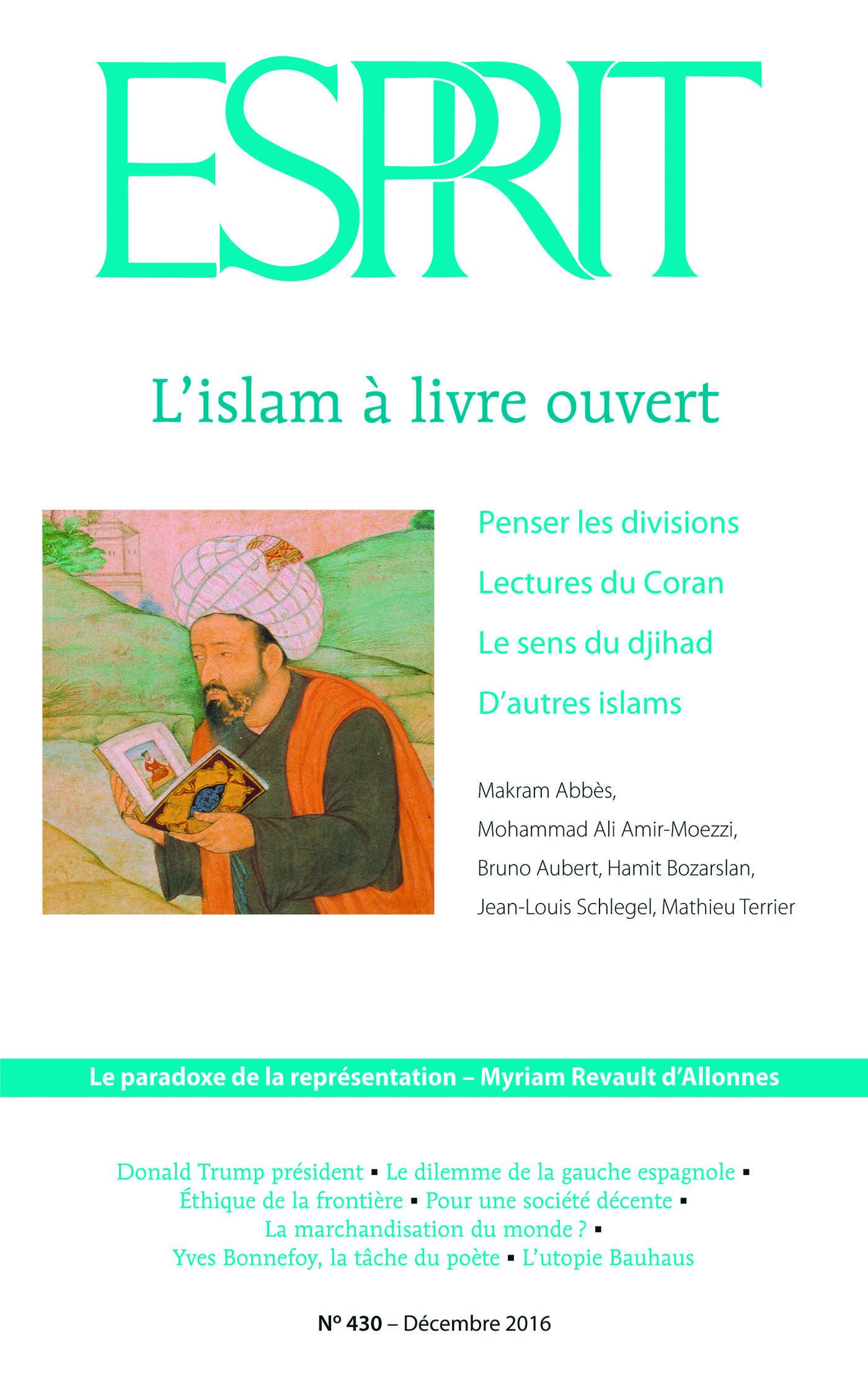 Esprit décembre 2016 - L'is...