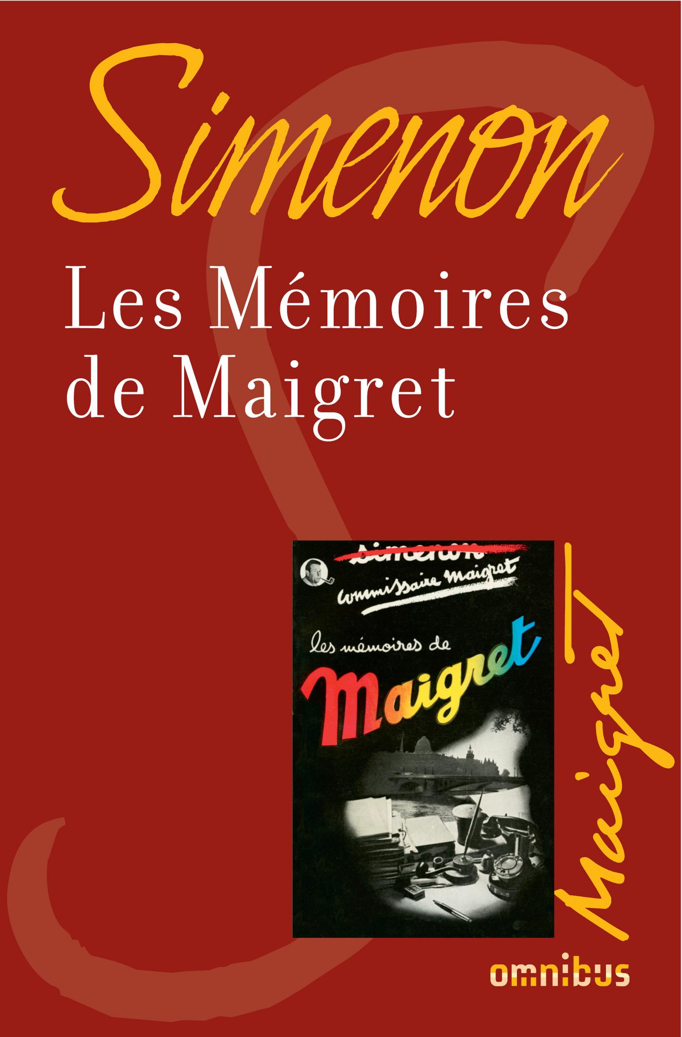 Les mémoires de Maigret