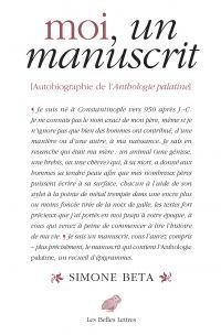 Moi, un manuscrit