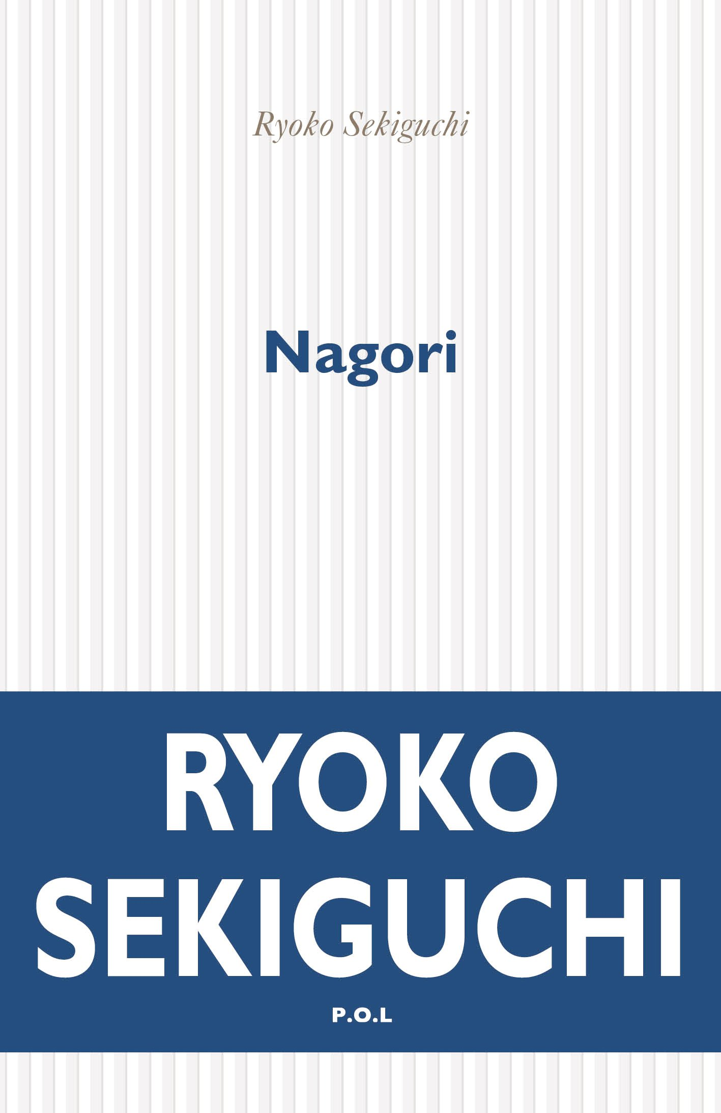 Nagori, la nostalgie de la saison qui s'en va | Sekiguchi, Ryoko