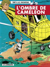 Ric Hochet - tome 4 - L'Omb...