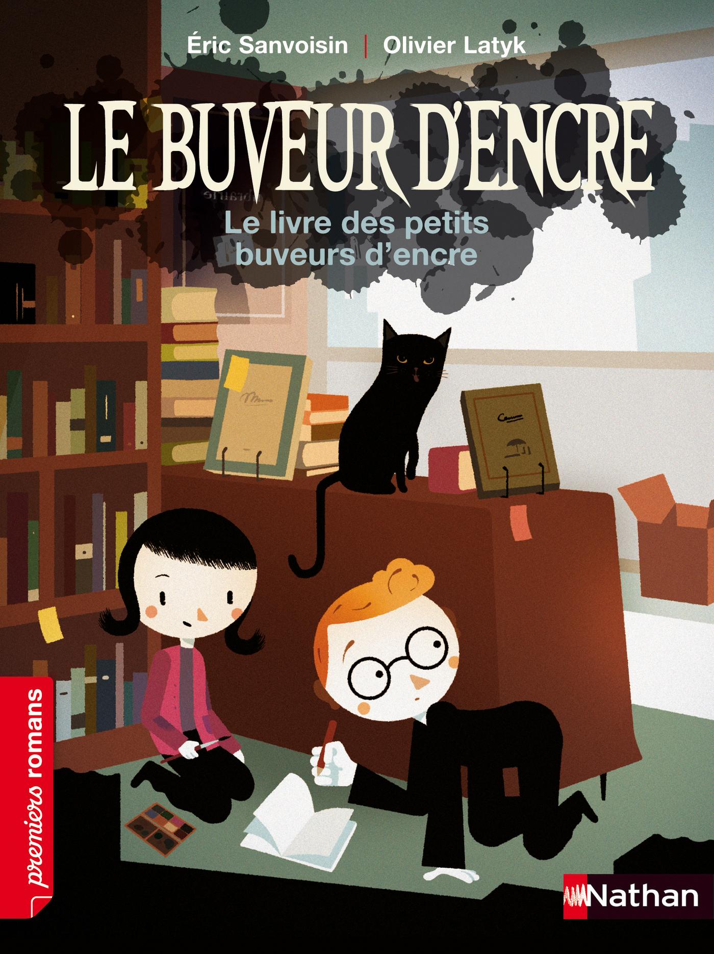 Le livre des petits buveurs d'encre | Latyk, Olivier
