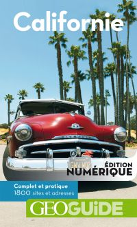 GEOguide Californie | Collectif, . Auteur