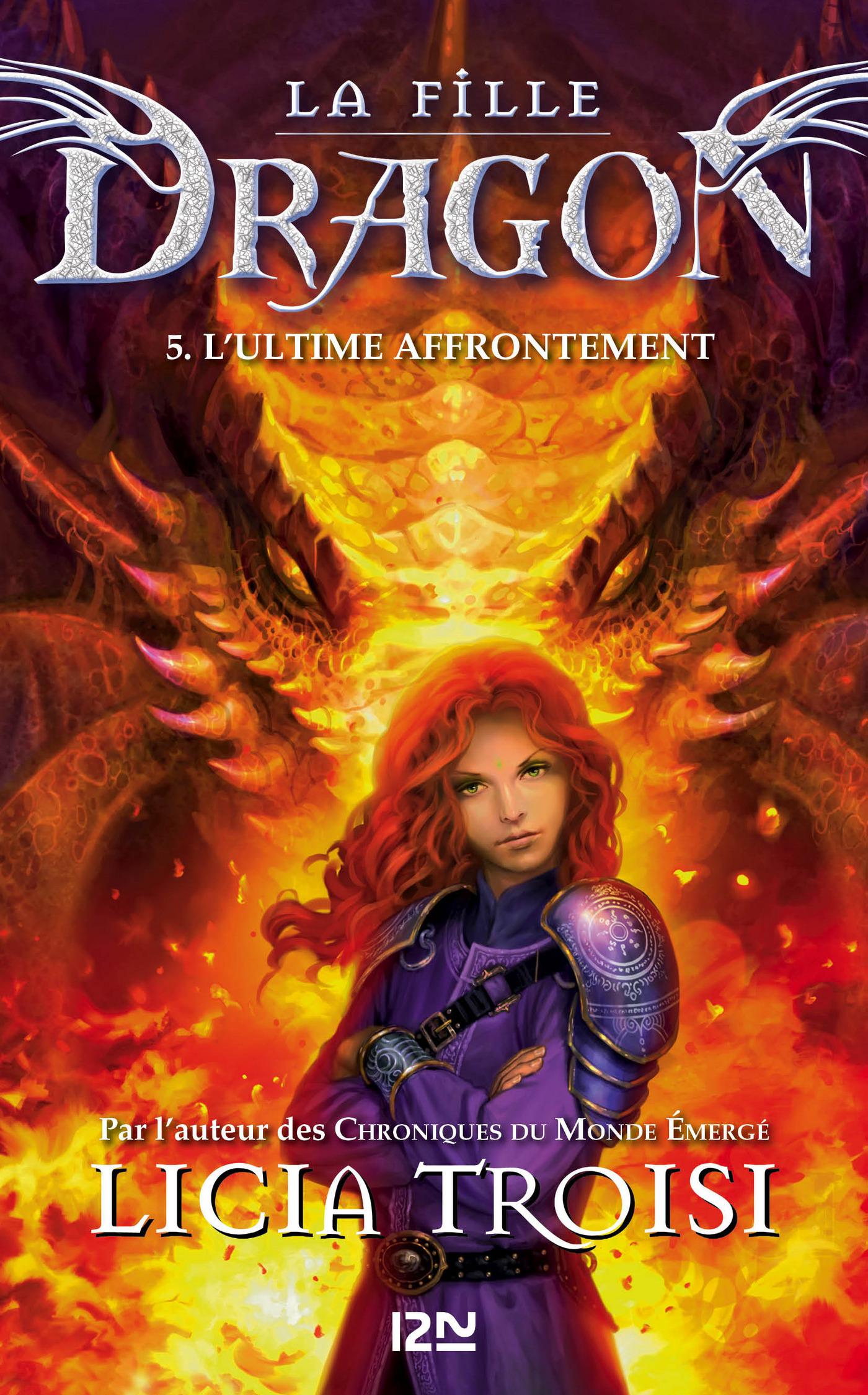 La fille Dragon tome 5