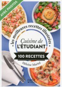 Cuisine de l'étudiant | MARTEL, Héloïse. Auteur