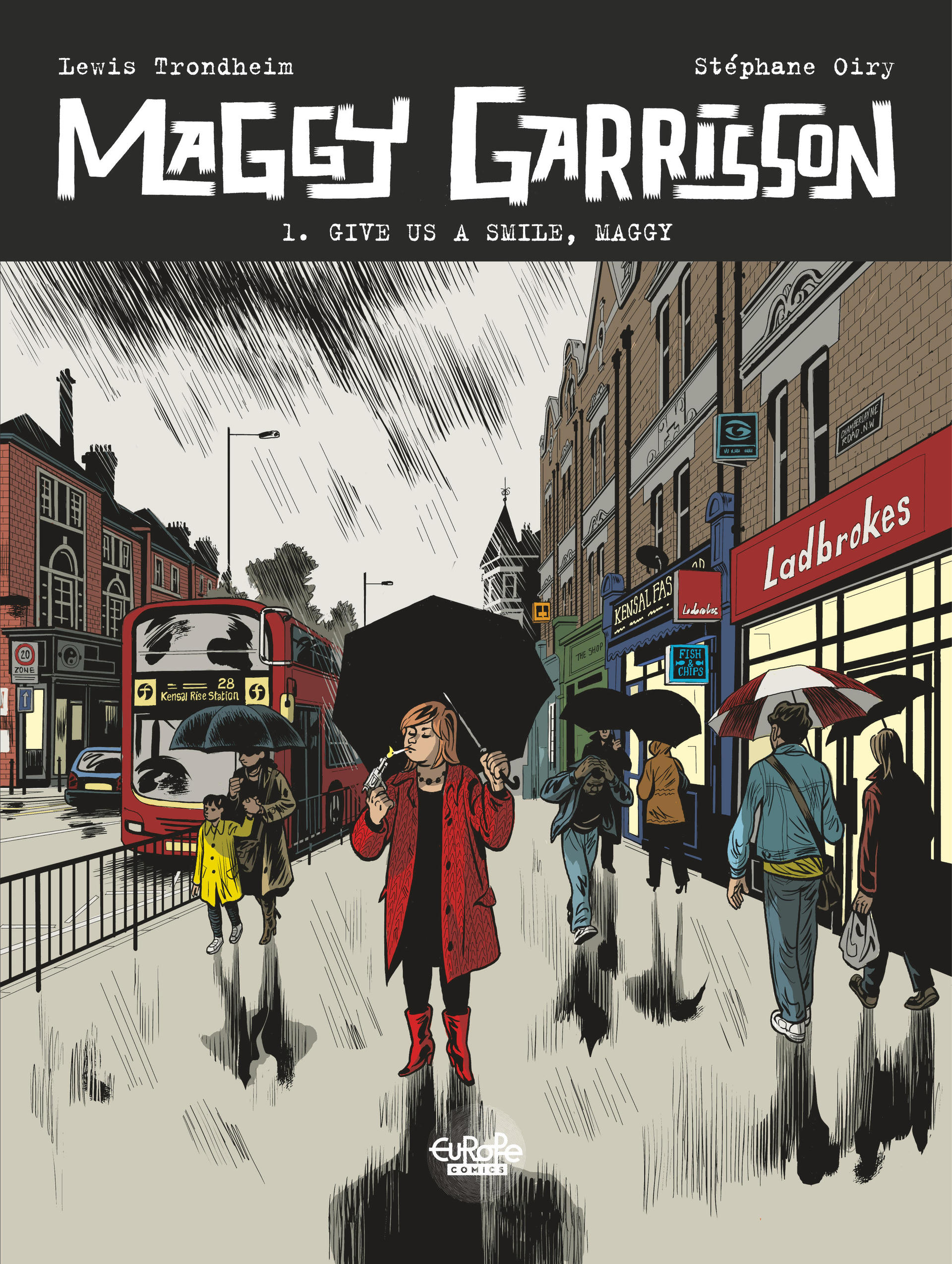 Maggy Garrisson - Tome 1 - ...