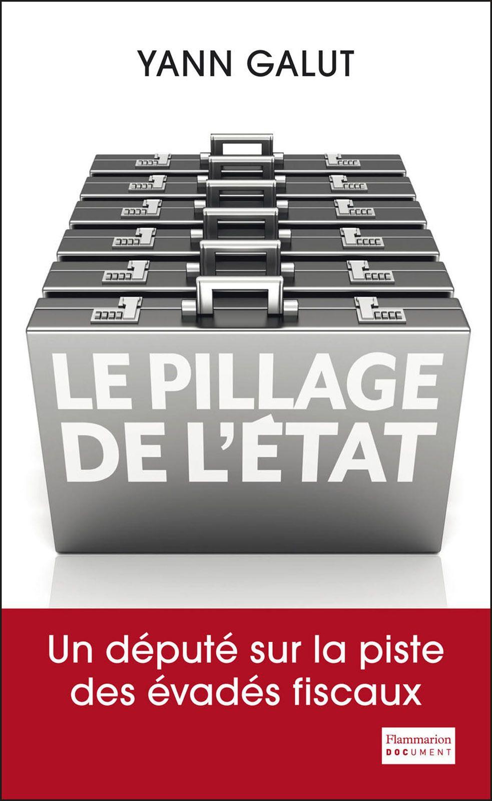 Le Pillage de l'État | Galut, Yann (1966-....). Auteur