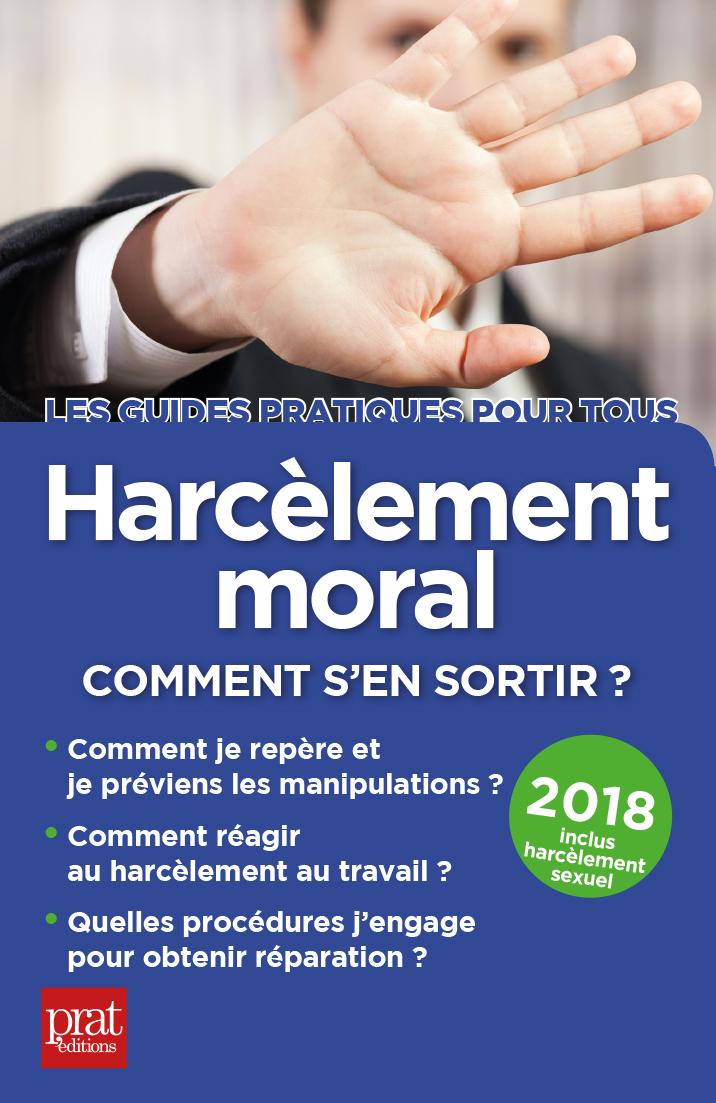 HARCELEMENT MORAL 2018