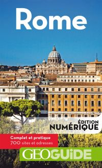 GEOguide Rome | Collectif,