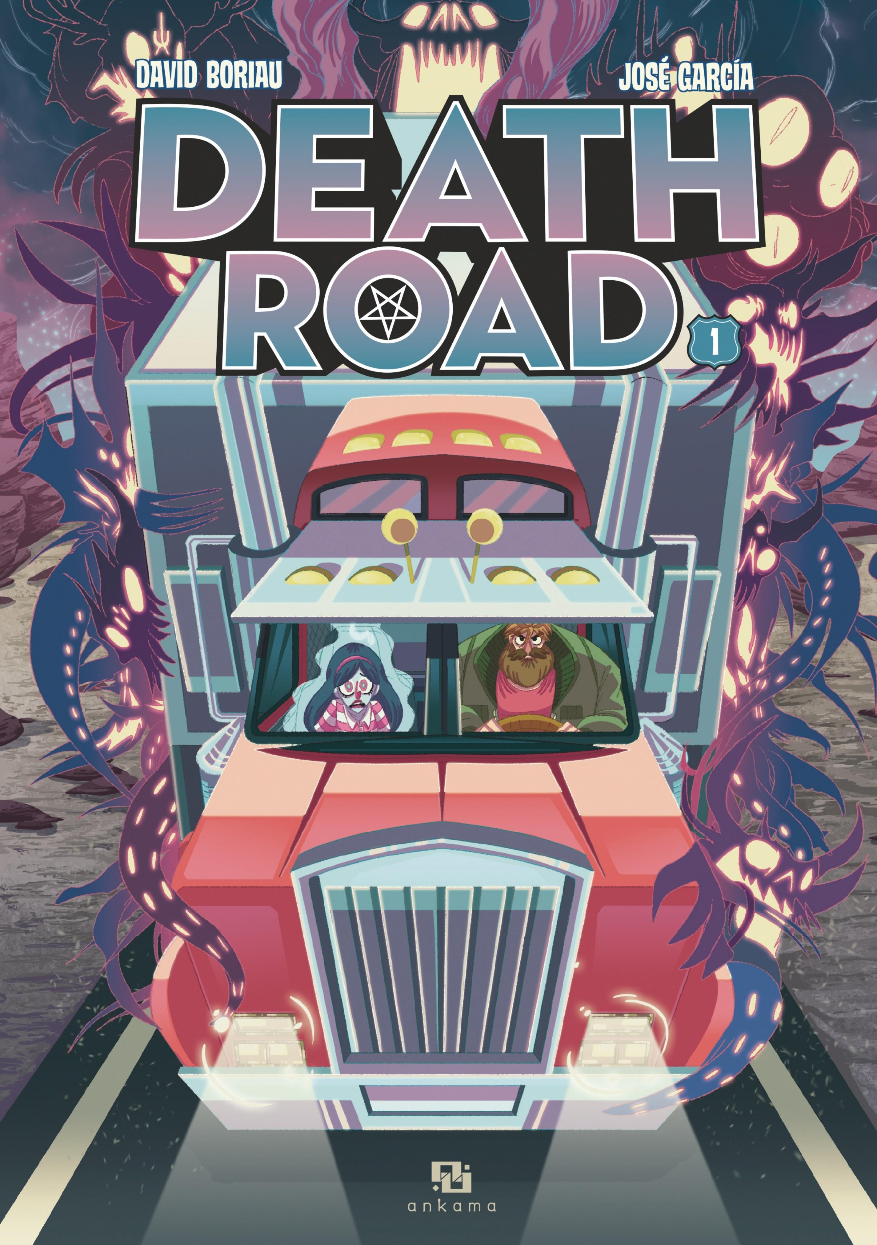 Death Road - Tome 1