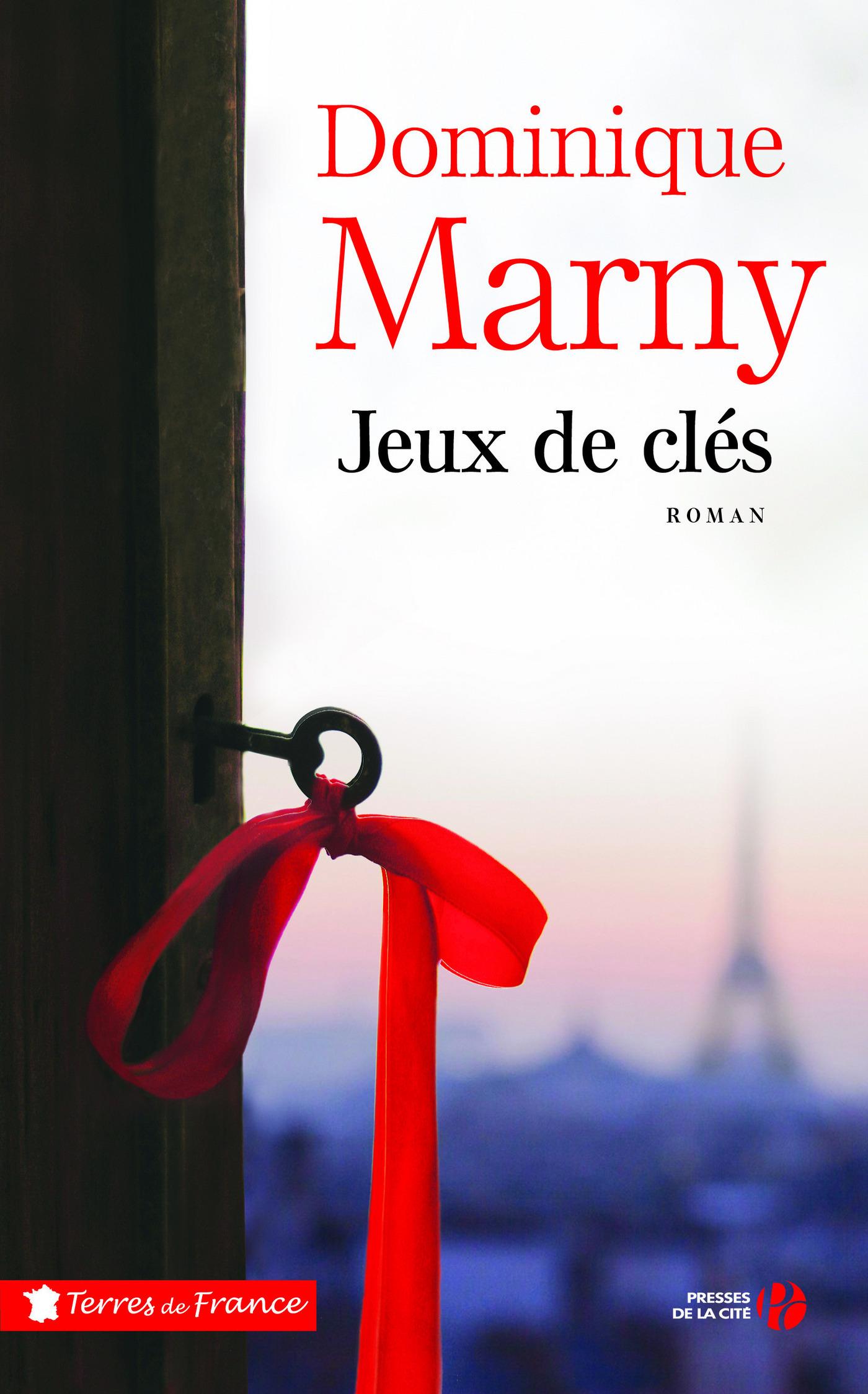 Jeux de clés | MARNY, Dominique