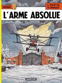 Lefranc (Tome 8) - L'Arme a...