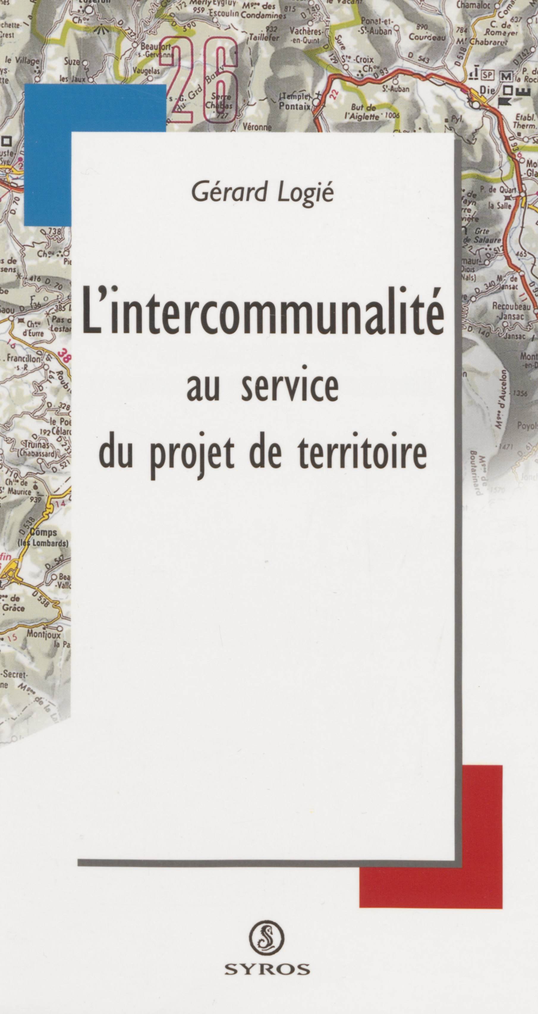 L'intercommunalité au service du projet de territoire