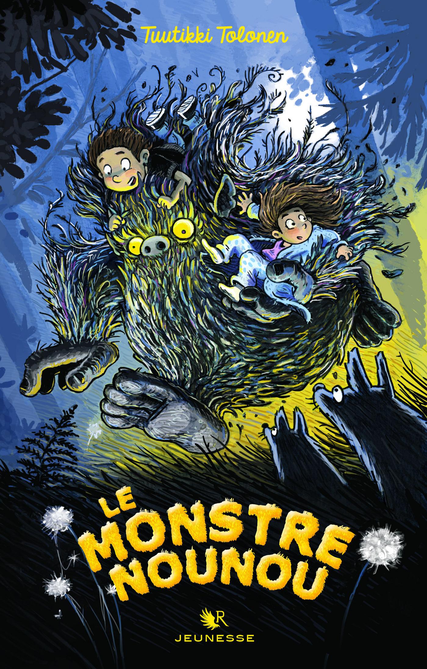Le Monstre nounou | PITKÄNEN, Pasi