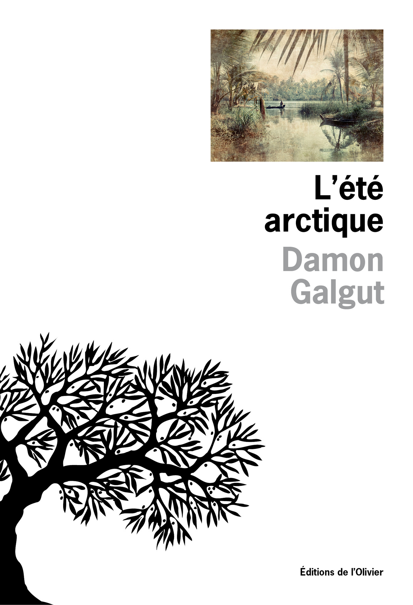 L'Eté arctique | Galgut, Damon
