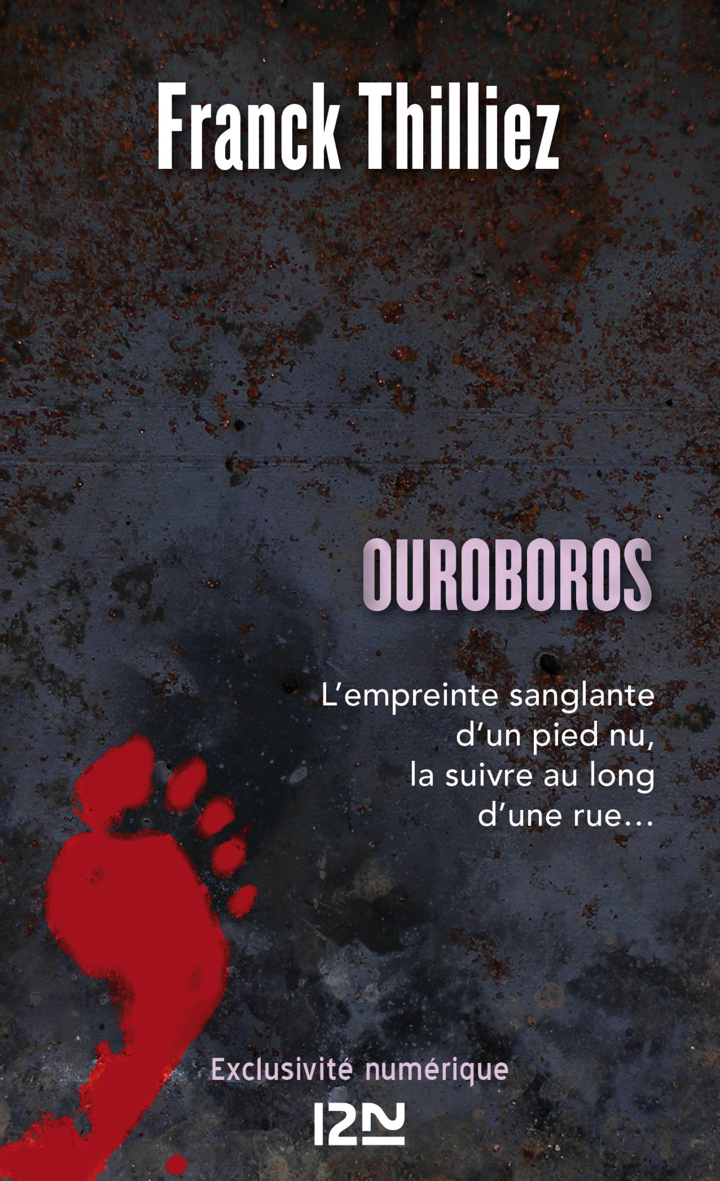 Ouroboros | THILLIEZ, Franck