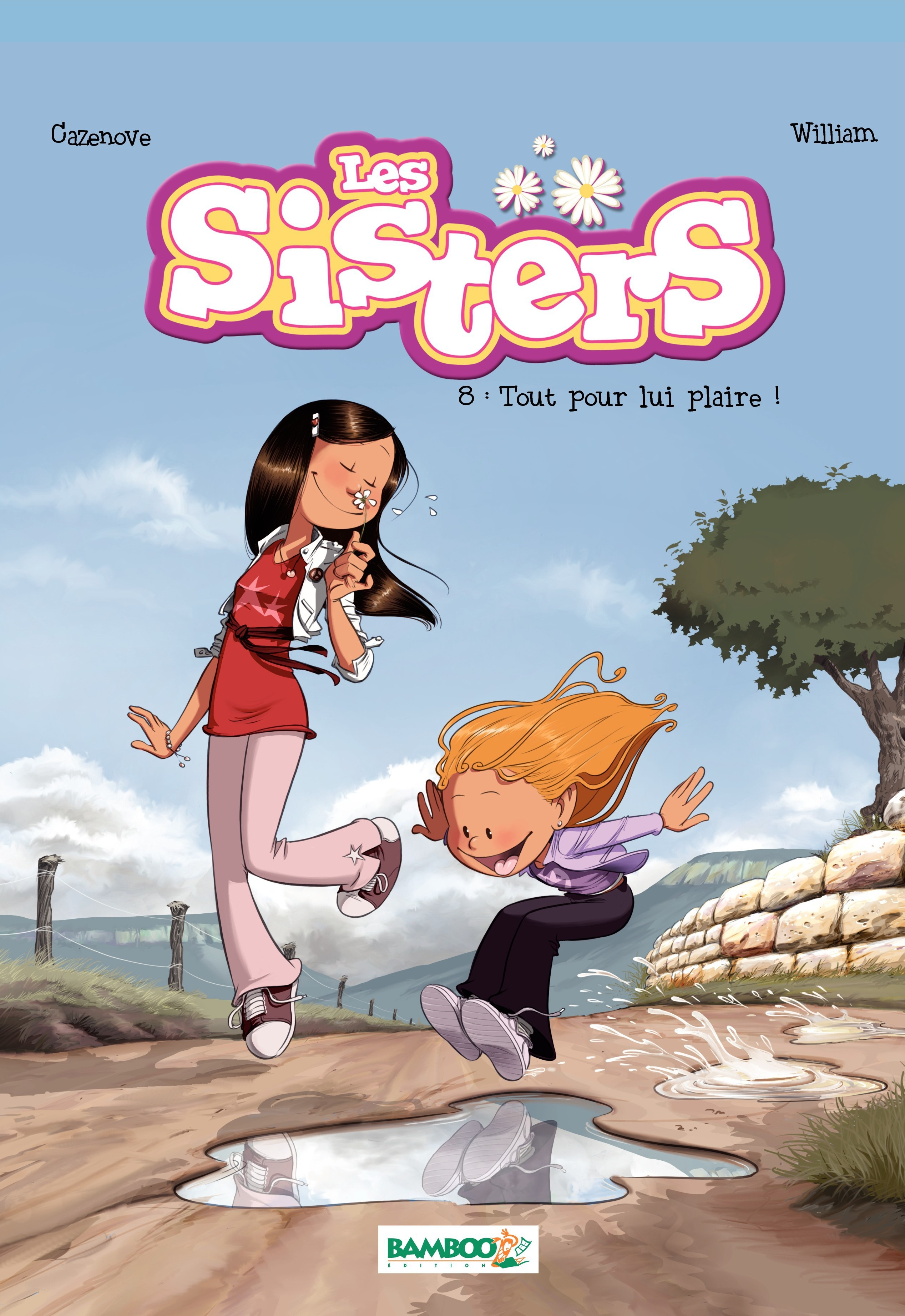 LES SISTERS - TOME 8