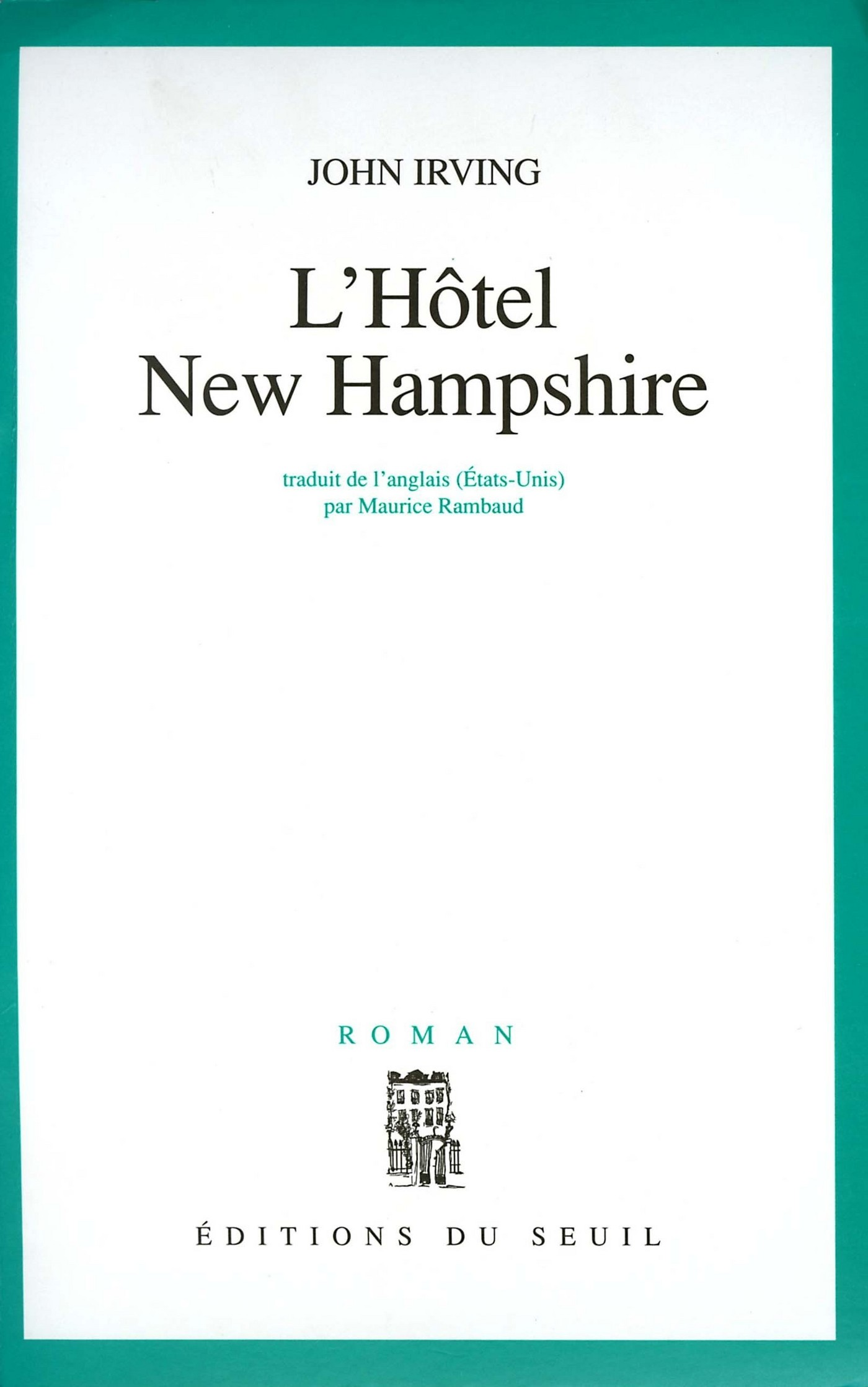 L'Hôtel New Hampshire