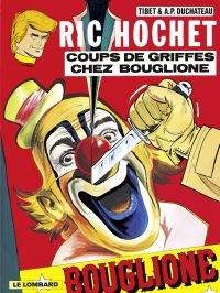 Ric Hochet - tome 25 - Coup...