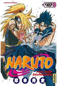 Naruto - Tome 40
