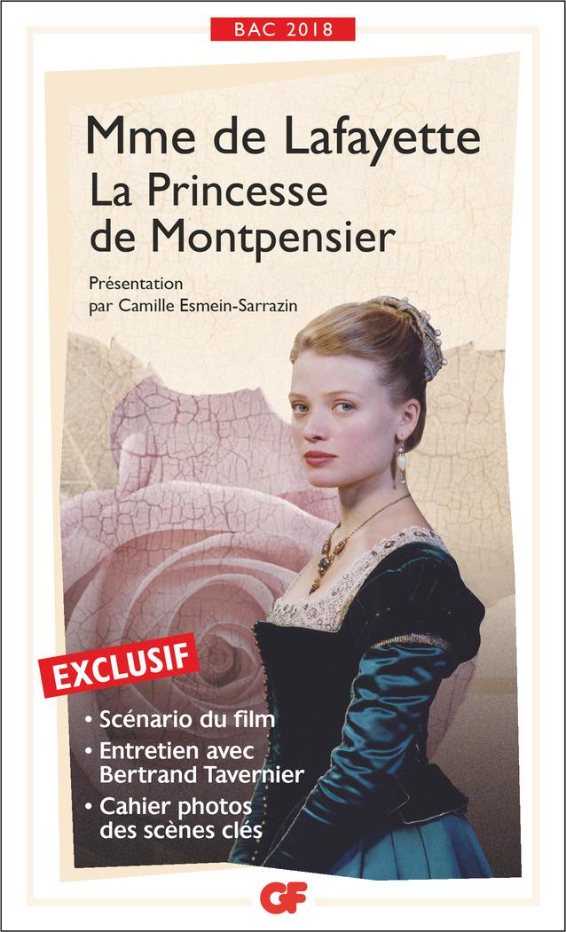 La Princesse de Montpensier - BAC 2018