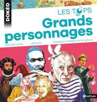 Grands personnages - Dès 9 ans | Ouillien, Christophe. Auteur