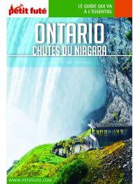 ONTARIO - CHUTES DU NIAGARA 2019 Carnet Petit Futé