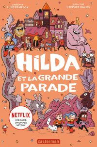 Hilda (Tome 2) - Hilda et l...
