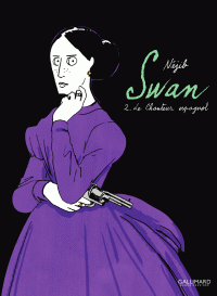 Swan (Tome 2) - Le chanteur...