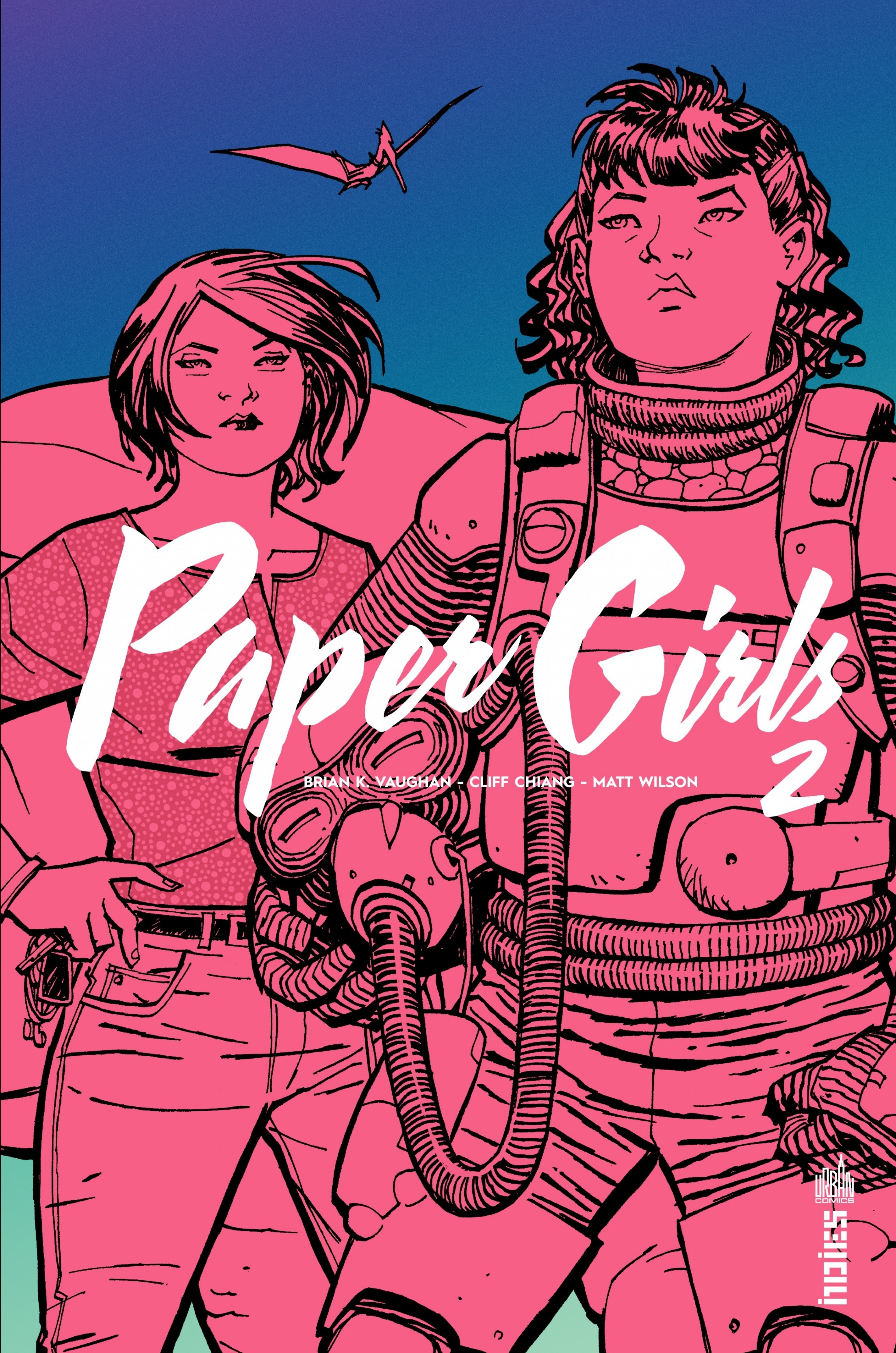 Paper Girls - Tome 2 - Pape...