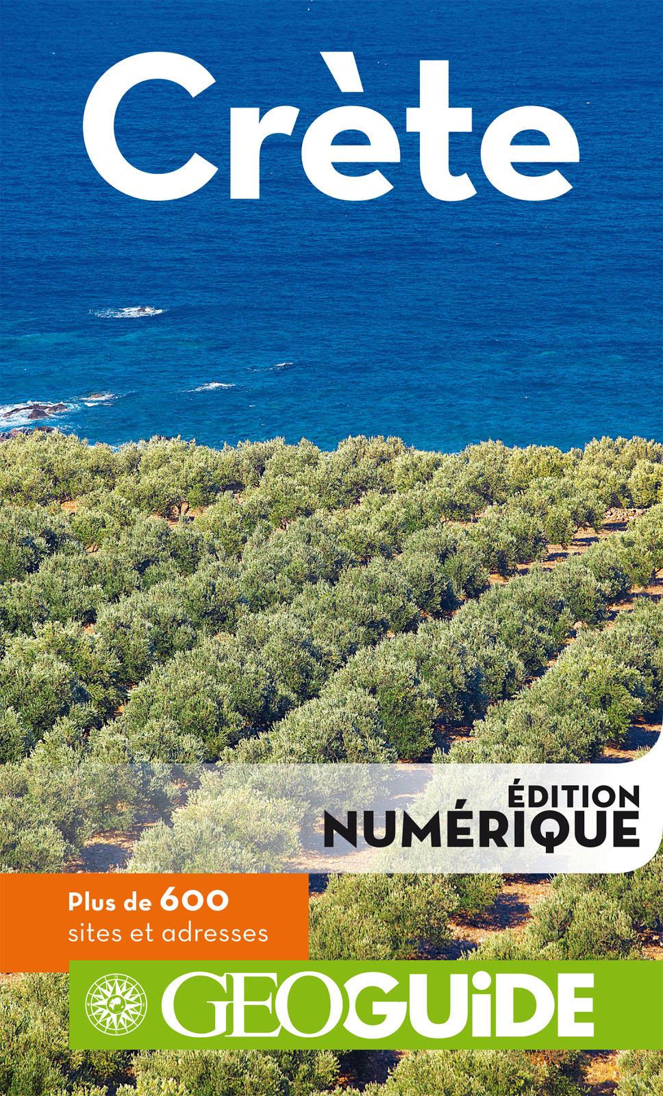 GEOguide Crète | Collectif,
