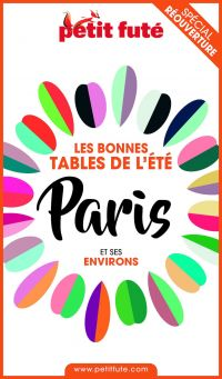 BONNES TABLES PARIS 2020 Pe...
