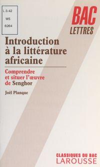 Introduction à la littératu...