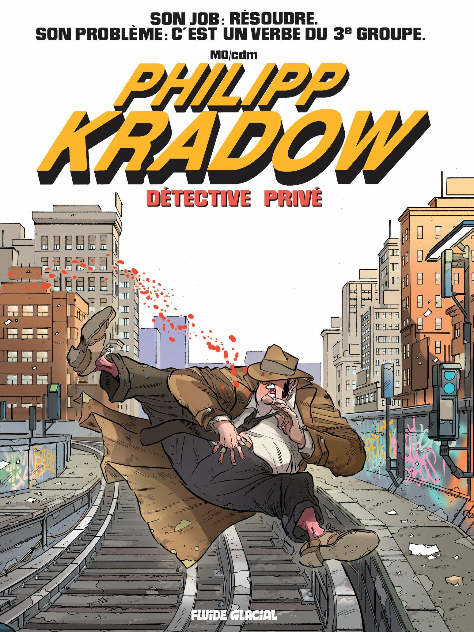 Philipp Kradow, détective p...