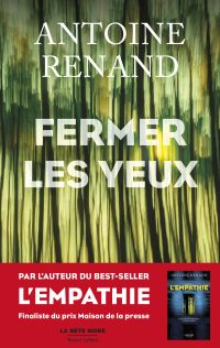 Cover image (Fermer les yeux)