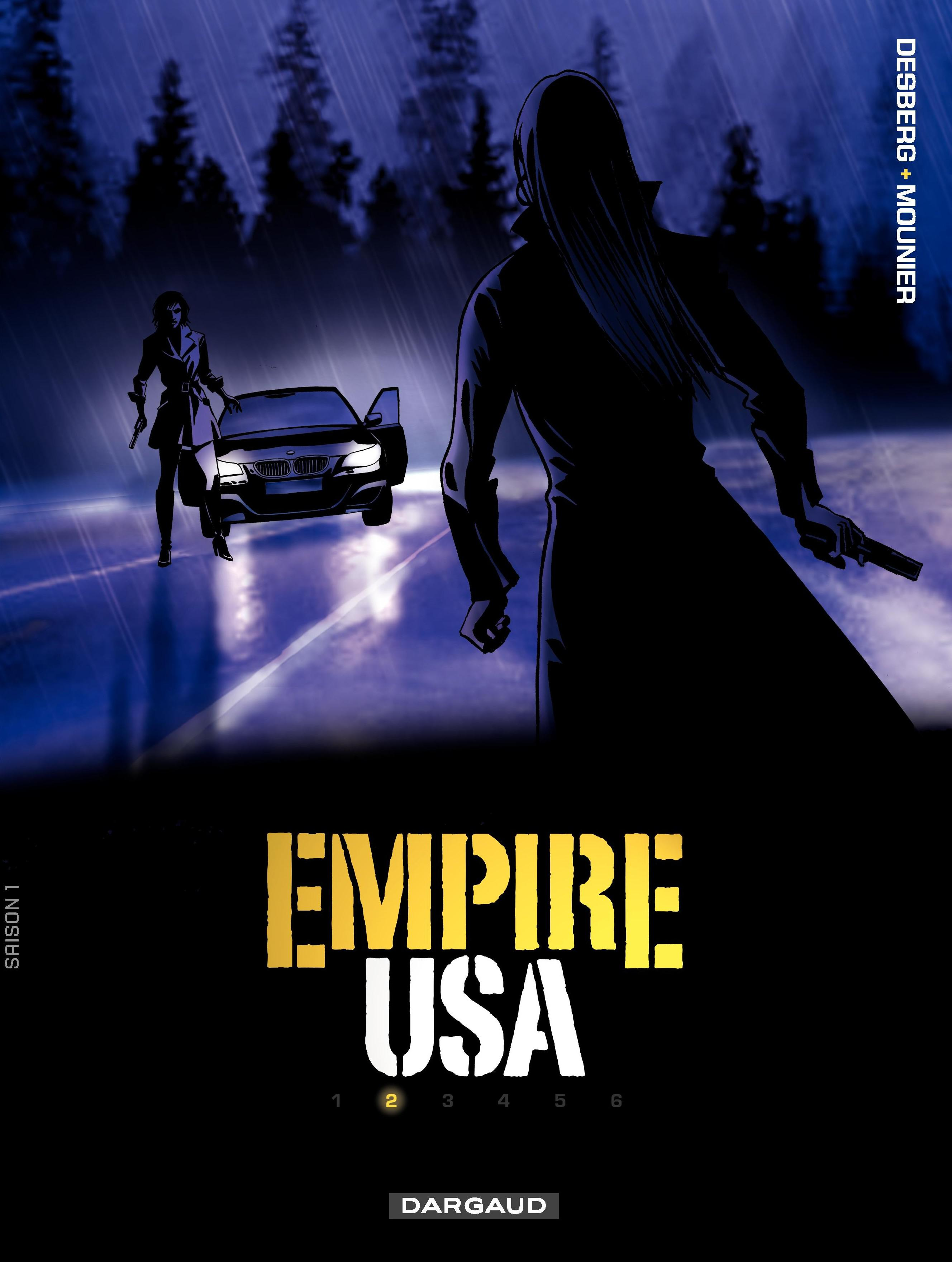 Empire USA - saison 1 - tome 2