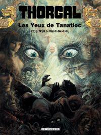 Thorgal. Volume 11, Les yeux de Tanatloc