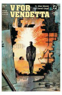 V pour Vendetta - Chapitre 3