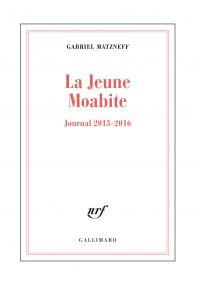 La Jeune Moabite. Journal 2...
