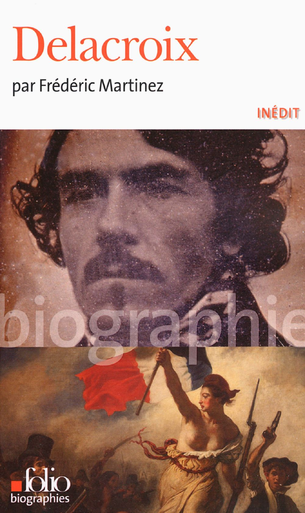 Delacroix | Martinez, Frédéric (1973-....). Auteur