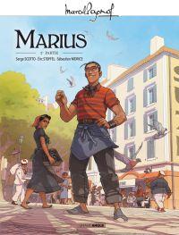 Marcel Pagnol en BD - Mariu...