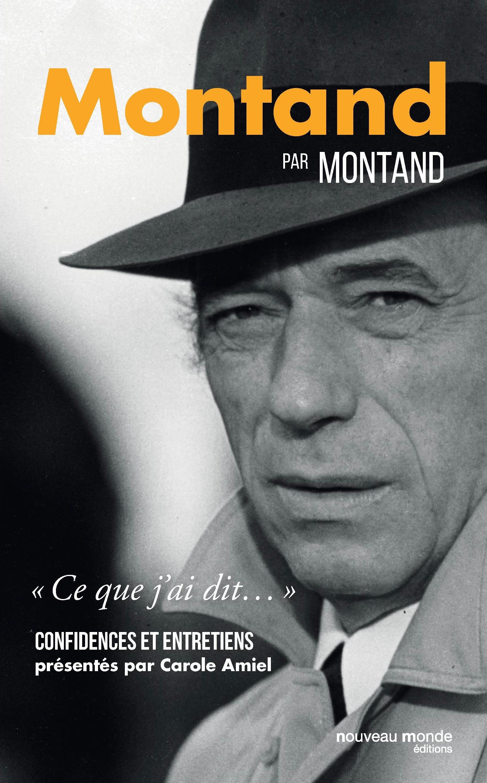 Montand par Montand